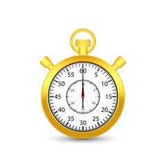 Golden Stopwatch – Timekeeping