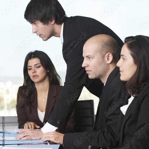 Team von Anwälten