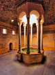 Arab Baths, Girona, Spain