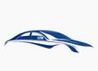 Mavi otomobil  (logo)