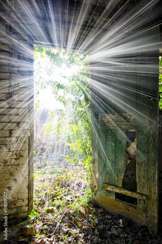 Leinwanddruck Bild The Doors