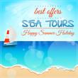 Sea tour poster