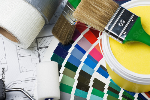 tools and accessories for home renovation