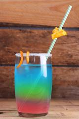 coctel de colores