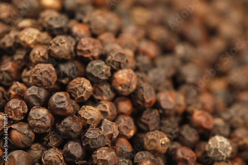 Black Pepper Corns