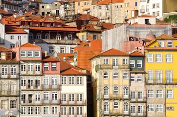 Oporto old town