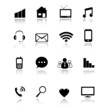 basic media icons