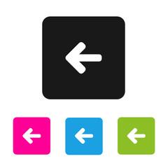 Left icon/button