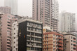 densely packed tower blocks in Hong Kong