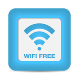 Wireless Network Symbol, free.