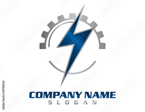 electrical logotype