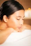 Woman at a Massage Parlor poster