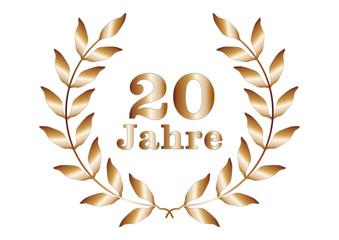 20 Jahre Jubiläum, Kupfer