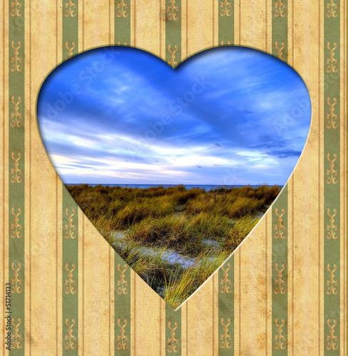 Vintage Heart - Strand