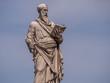 Roma, ponte S. Angelo, statua di San Paolo
