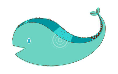 icon whale