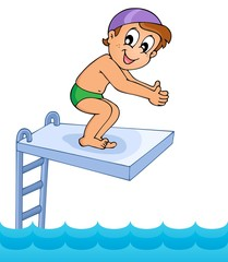 Water sport theme image 8