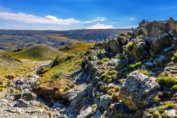 stones hills