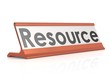 Resource table tag