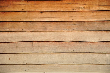 Plywood wall background texture.