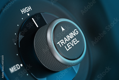 Training Level Concept, Coaching
