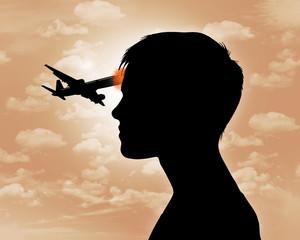 air crash effect