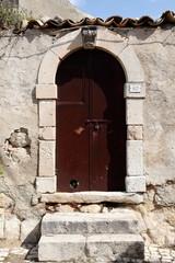 Antica porta d'ingresso.