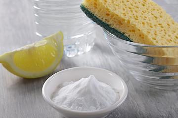 Bicarbonate  - Dettoyant ménager
