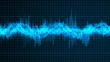 Frequency Sound Wave - Waveform