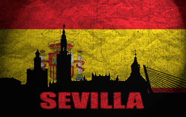 View of Sevilla