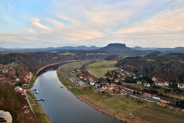 Rathen und Nationalpark Sächs. Schweiz