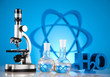 Chemistry science formula, Laboratory glassware