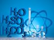 Laboratory glass, Chemistry science formula