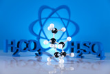 Biochemistry and atom   poster