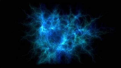 Electricity / Lightning Background