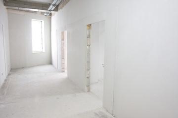 Biuro w budowie