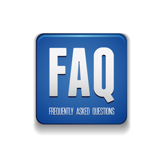 FAQ - Frequently asked questions button