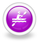 "Violet Icon ""Kayaking"""