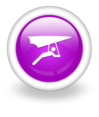 "Violet Icon ""Hang Gliding"""
