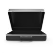 3d Empty briefcase