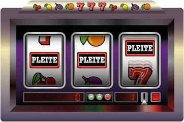 Spielautomat Pleite (Slot Machine)