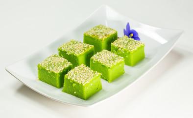 Kuih Bakar, Malaysian Sweet Dessert