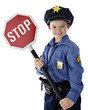 The Cop Says Stop