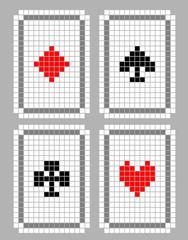 Poker pixel