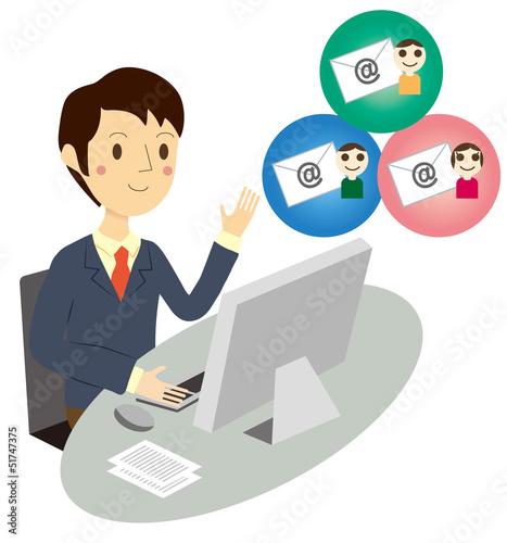 ビジネス 顧客イメージ