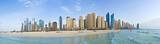 Fototapety Marina Beach - Panorama (Dubai)