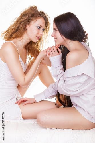 Girlfriends lesbian
