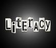 Literacy concept.