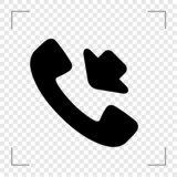 Received Calls Icon
