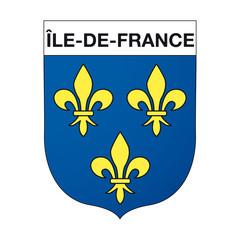 Blason Ile de France